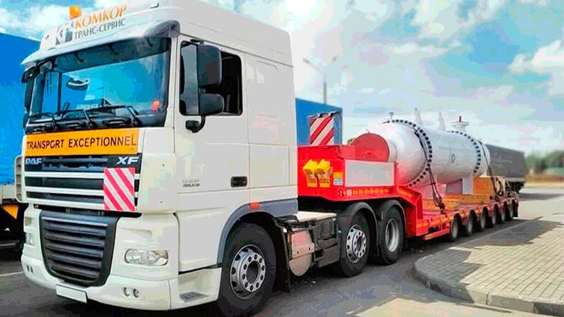 Перевозка крупногабаритных грузов инструкция по